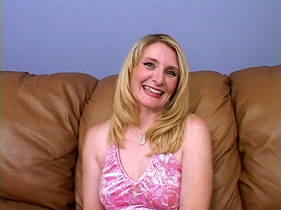 Sweet Blonde MILF Screwed